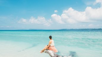 Summer Style in Andaman