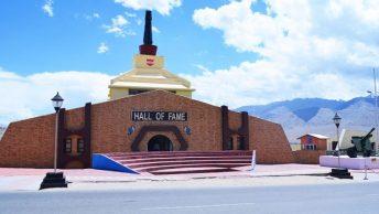Hall of Fame in leh ladakh